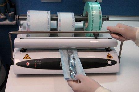 Sterilizzazione degli strumenti 2